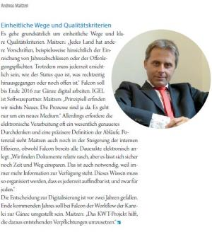 Interview KWT Update Digitalization